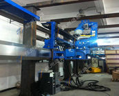 China Wall Mounted Type Robot Rail System Steady Operation Flexible To Install factory