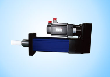 China 220V High Speed Aluminium Linear Electric Cylinder With 0.45KN-350KN Output Force distributor