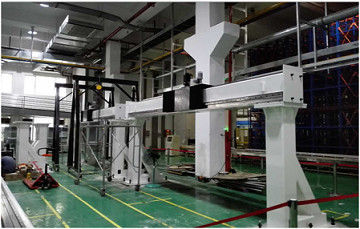 China Wall Mounted Type Robot Linear Track For  Diverse Industry Areas High Safety distributor