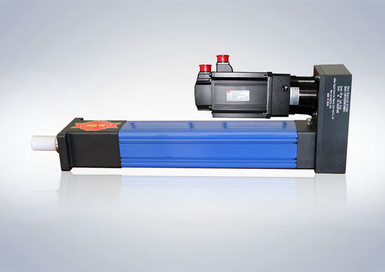 China Waterproof Linear Electric Cylinder 220V With Many Load Connection Types 500mm/S distributor